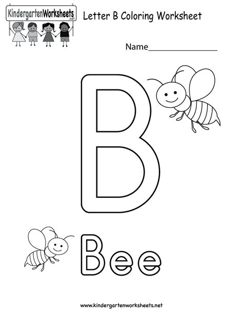 letter b coloring worksheet this would be a coloring