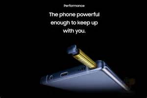 galaxy note 9 us pre order gifts revealed ahead of announcement