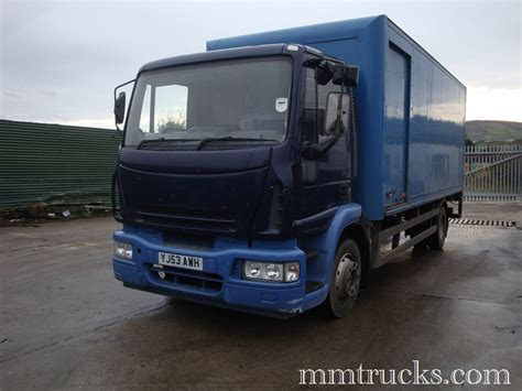 Iveco Ford Ml120e24 Box Van 2003 For Sale In Newry, Co