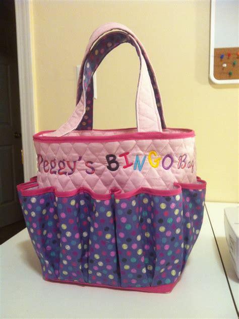 bingo bag    embroidered bag patterns  sew bingo bag sewing patterns