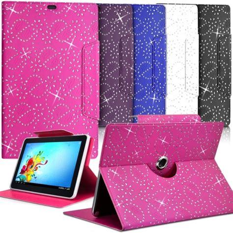 housse etui diamant universel s couleur pour tablette