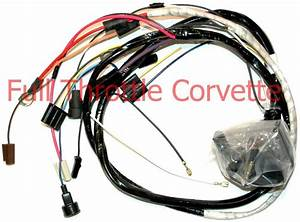 1976 Corvette Engine Wiring Harness Automatic Trans New