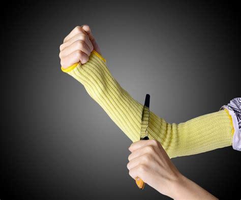 cut resistant kevlar sleeves gear  life