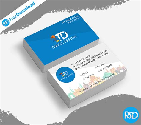 business card background design  template