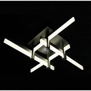 Plafonnier Design Led : lustre plafonnier moderne design led seattle achat ~ Melissatoandfro.com Idées de Décoration