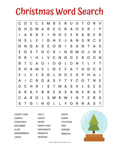 word search christmas wikie cloud design ideas