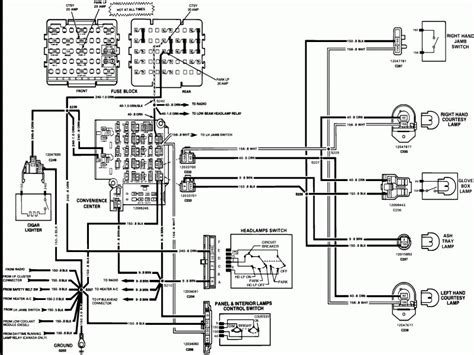 1992 Chevy 10 Wiring Diagram by Wiring Schematics For 1988 Chevy S10 Wiring Forums
