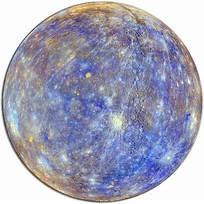 Transparent Planets Planet Mercury Clipart Drawn Clip