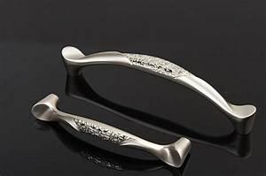 unlocks new design modern satin nickel cabinet hardware With poignet de porte design
