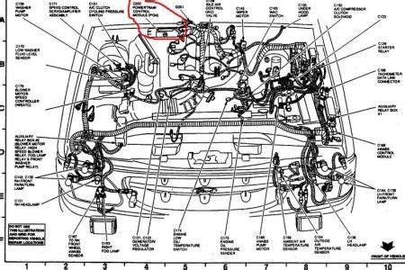 Chevy Impala Engine Diagram Automotive Parts