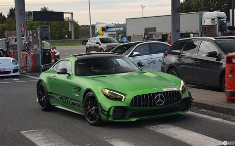 Loud aftermarket exhaust follow my facebook page for photos. Mercedes-AMG Renntech GT R C190 - 13 September 2018 - Autogespot