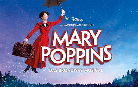 Mary Poppins  MusicalPauschalreise nach Hamburg