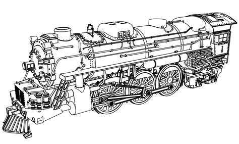 real bnsf train pages coloring pages