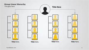 Work Hierarchy Powerpoint Diagram  U2013 Slide Ocean