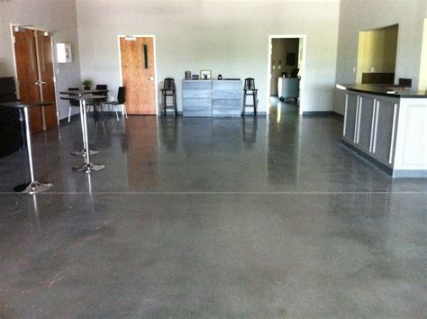 Basement Floor Heating Options by Interior Concrete Ideas Basement Floors Garage Floors