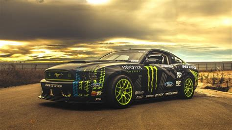 Performance Car Wallpaper by Wallpaper Ford Mustang Drifting Sports Car