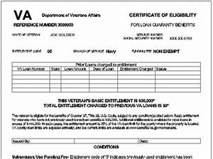 va coe home loan eligibility the house team With va home loan qualification letter