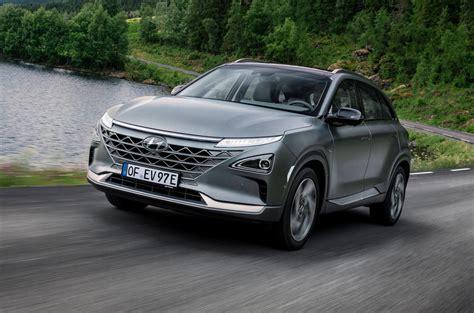 Hyundai Nexo 2019 review   Autocar