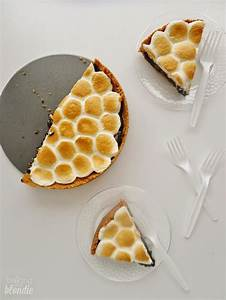 Baking with Blondie : S'mores Brownie Pie | desserts ...