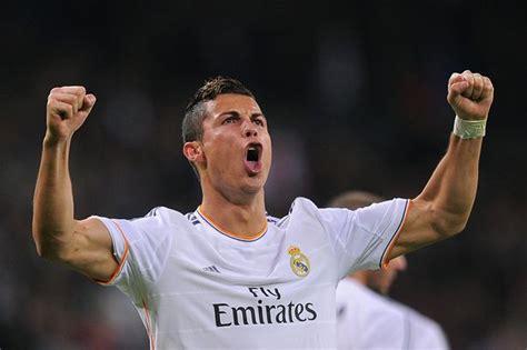 Real Madrid fans to wear Cristiano Ronaldo MASKS in Ballon ...