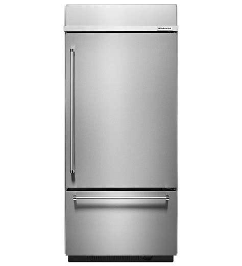 Kitchenaid Refrigerator Tech Support by Put 2 Bottom Freezer Kitchenaid Refrigerators Side By