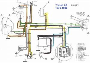 Without Turn Signals Wiring Diagram For Tomos A3