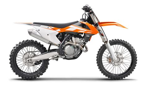 ktm range of bikes bike 2016 ktm sx f and sx range motoonline au