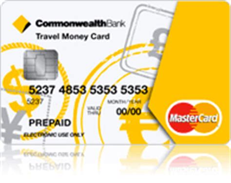 pre paid travel money cards