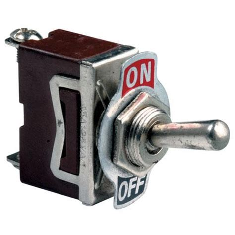 switch de palanca  polo  tiro  posiciones  amperes