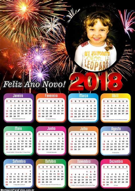 montagem digital calendario comemoracao montagem fotos