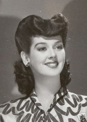 1940s Pompadour Hairstyle by Vintage Starlet Big 1940 S Hair