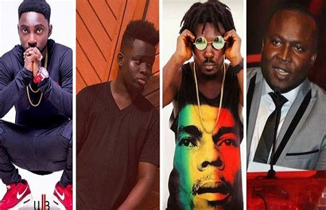 7 Ghanaian Music Producers Who Were Behind Hit Songs In 2017