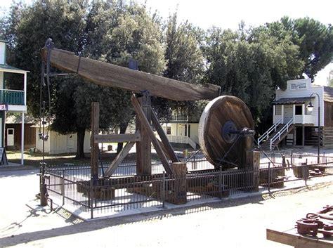 Pump Jack At Powder Mill Creek