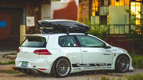 Custom Vw Golf by Volkswagen S New Enthusiast Fleet Concept Cars Bring The