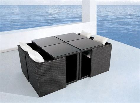 qompo modular dining set modern dining tables by