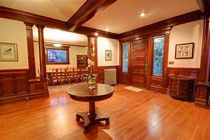 american foursquare interior design photos 2 homes With interior decorating house for sale