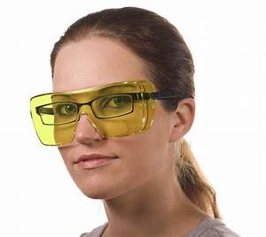 Excimer, Argon, & CO2 Laser Protection Glasses - Fit-over ...