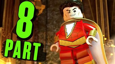 Lego Dc Super Villains Walkthrough Gameplay Part 8