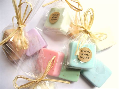 50 Wedding Favors soap favors Party Favors by kitschandfancy