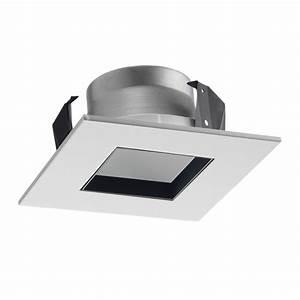Led light design square recessed lighting fixtures