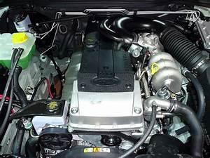 Ford Barra Engine