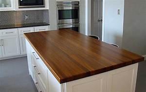 Afromosia Wood Countertop Photo Gallery, by DeVos Custom