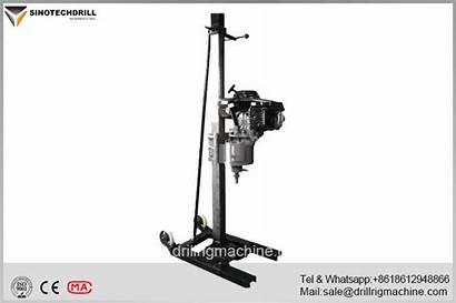 Rig Drilling Mini Portable Shallow Core P15