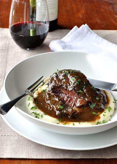slow cooker red wine beef cheeks slow cooker beef