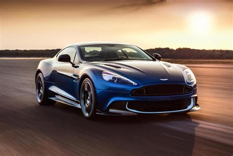 aston martin announces stunning new vanquish s performancedrive