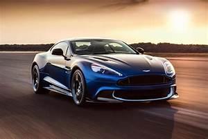Aston Martin Vanquish S : aston martin announces stunning new vanquish s performancedrive ~ Medecine-chirurgie-esthetiques.com Avis de Voitures