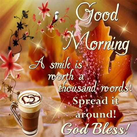 good morning smile pictures   images