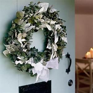 Weihnachtskranz Selber Basteln : bastelideen f r einen weihnachtkranz im l ndlichen stil ~ Eleganceandgraceweddings.com Haus und Dekorationen