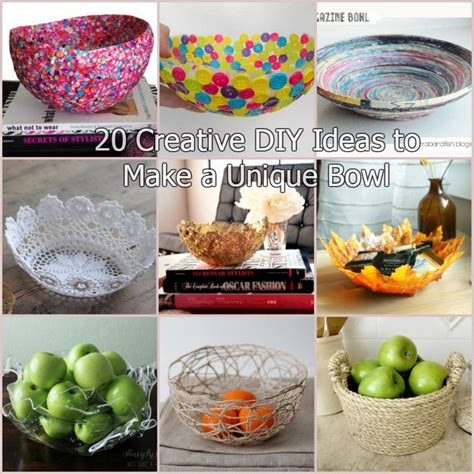 20 Creative Diy Ideas To Make A Unique Bowl. Best Kitchen Pantry Designs. Small House Kitchen Interior Design. Antique Kitchen Design. Designing Kitchen Islands. Grey Kitchens Best Designs. Large Kitchen Design. Bto Kitchen Design. Kitchen And Lounge Design Combined
