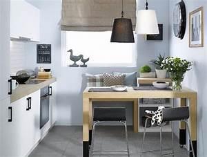 Kleine Küchenzeile Ikea : einrichtungstipps f r kleine k che 25 tolle ideen und bilder ~ Michelbontemps.com Haus und Dekorationen
